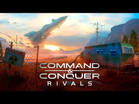 Command and Conquer: Rivals – Official Gameplay Overview