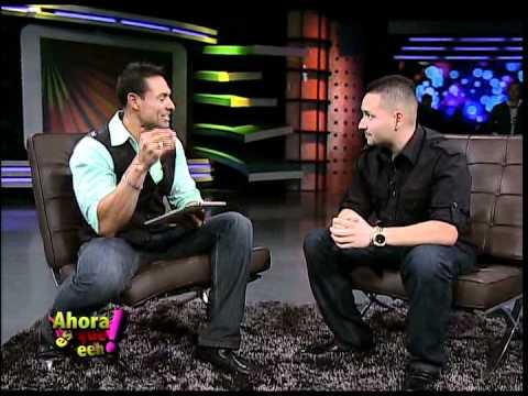 Ahora Es Que Eh entrevista con Frankie Ruiz Jr.