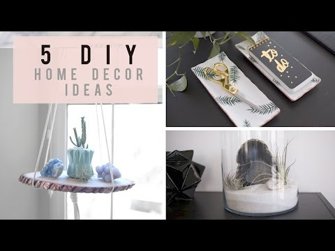 5 DIY Home Decor Ideas for Spring/Summer   ANN LE