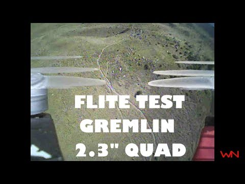 Gremlin Pushed to Max, Huge Dives, and Power Looping WN#16
