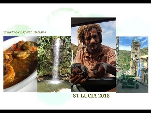 ST LUCIA - Knocking About