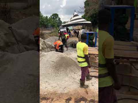 Polyroads West Africa Construction Video