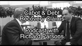 Cabot & Debt Recovery Claims