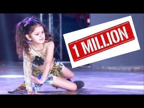 O Saki Saki Dance Performance by Little Girl | Nora Fatehi | Step2Step Dance Studio