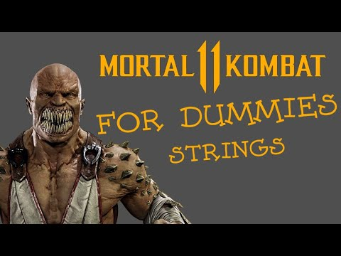 Mortal Kombat 11 for Dummies 1: Strings & Combos