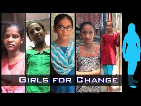 Technovation Dharavi -- Girls For Change