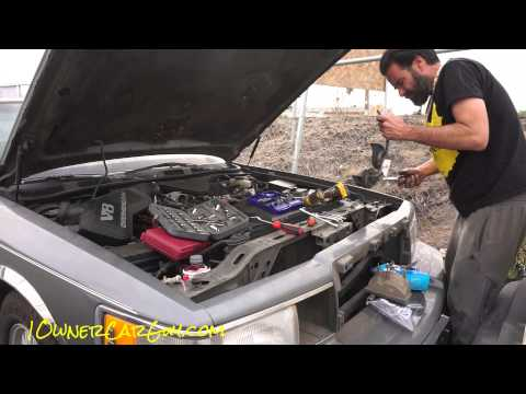 Car Parts Video Scrap Parting out How To ~ Help Me Name that Part