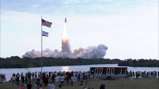 STS-134 Launch Replay Press Site (TV-50)