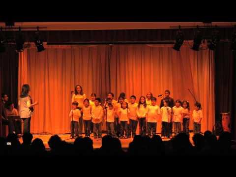 Pachamama Peruvian Arts - Benefit Concert 2010 - Coro Students