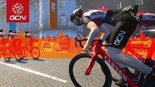 Zwift Innsbruck World Championships Course | GCN's First