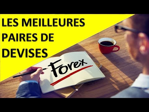28 paires forex a trader