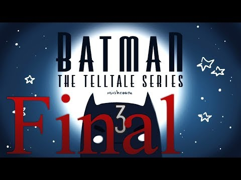 Cry Plays: Batman - The Enemy Within [Ep2] [P3] [Final]