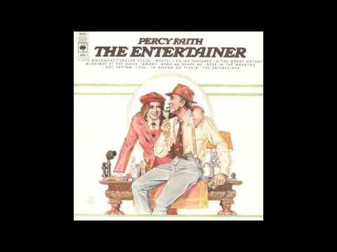 Percy Faith & His Orchestra – The Entertainer - 1974 - full vinyl album