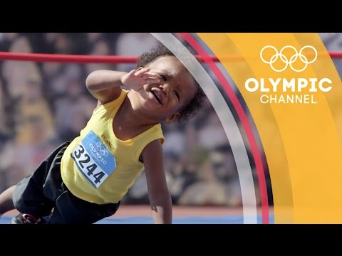 If Cute Babies Competed in the Olympic Games
