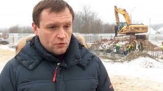 Смотреть Сергей Пахомов: «С пуском Западного объезда центр не будет закрыт» онлайн