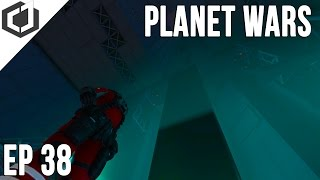 Space Engineers - PLANET WARS | Ep 38 - ARTIFACT