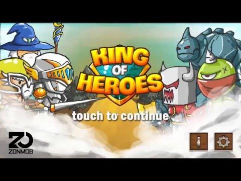 King of Heroes - Best Battle of Heroes in 2016