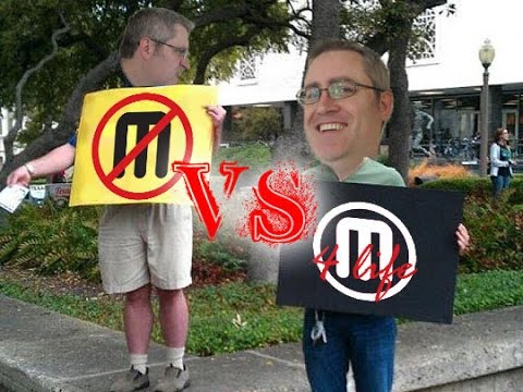 What's the deal with Makerbot?