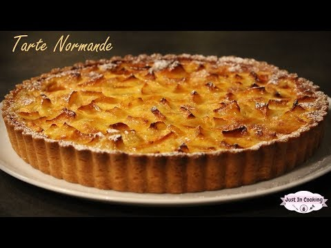 recette-de-la-tarte-normande-aux-pommes