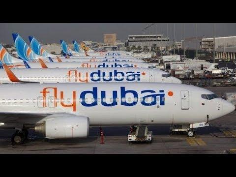 FLY DUBAI - ECONOMY | DUBAI TO YEREVAN | MARHABA LOUNGE  | B737 | TRIP REPORT