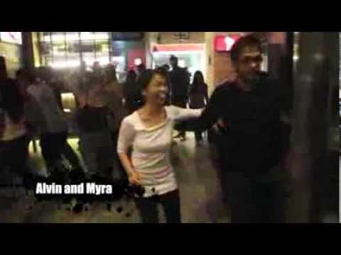 Alvin and Myra