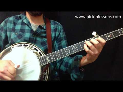 Cold Frosty Morning: 3-Finger Melodic Banjo