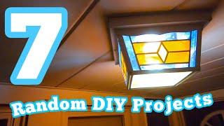 7 Random DIY Projects