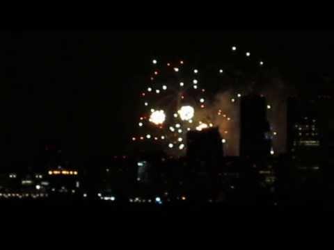 Boston Pops Fireworks Spectacular 2013