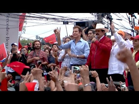 No Democracy Here: Ousted Honduran Pres. Zelaya Says 2009 U.S.-Backed Coup Led to Election Crisis