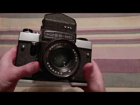Обзор камеры Киев-60 TTL средний формат. Как пользоваться экспонометром?