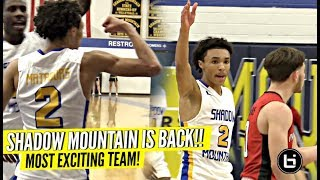 SHADOW MOUNTAIN Is BACK & STILL The Most EXCITING Team In America!! Jaelen House Clownin' 😂