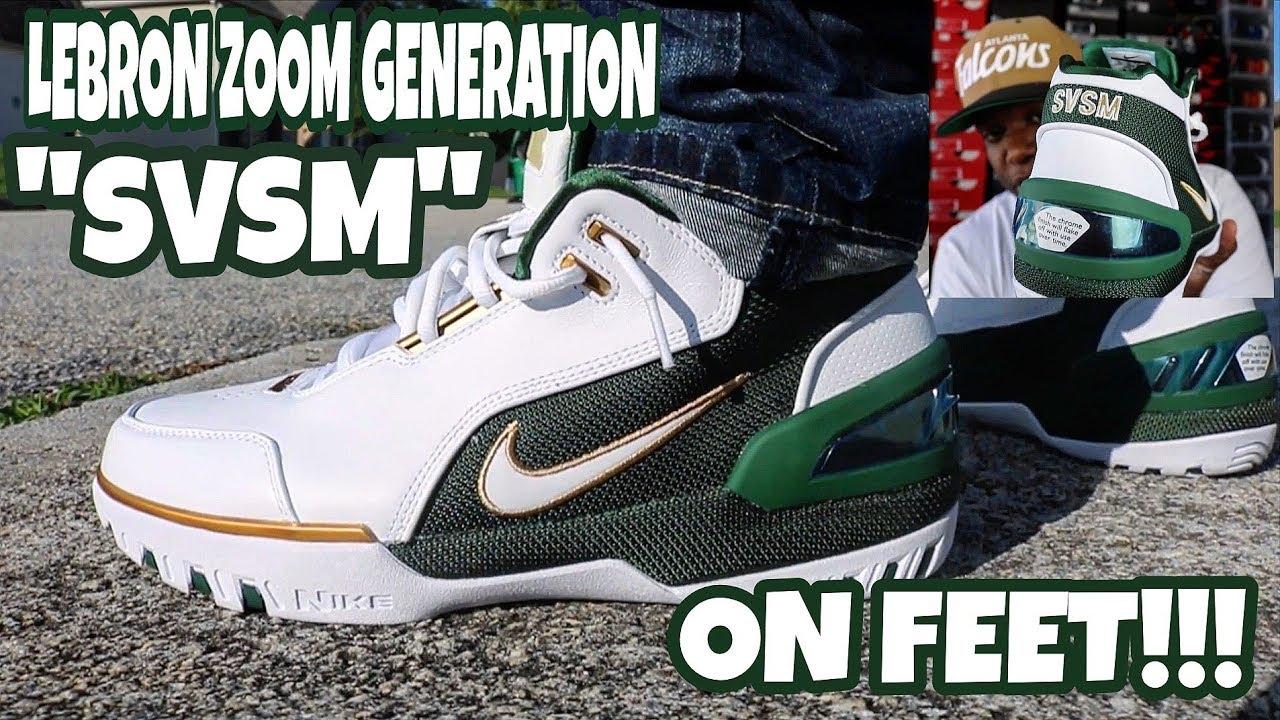 online store 9f27d 08f09 LEBRON ZOOM GENERATION