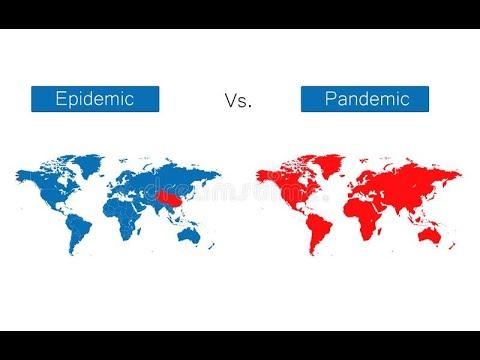 Coronavirus: Timeline Map