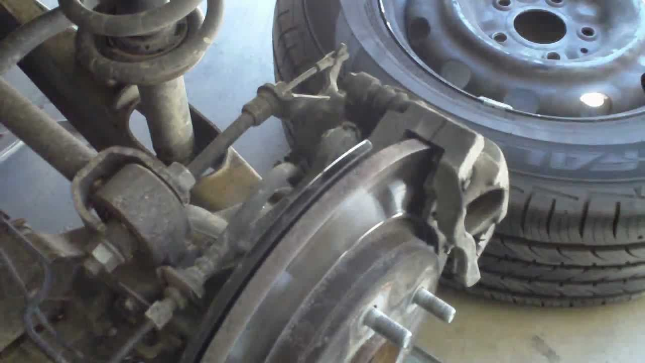 2009    Dodge       Journey     Replace Rear Disc Brake Rotor and