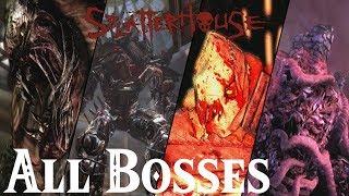 Splatterhouse // All Bosses