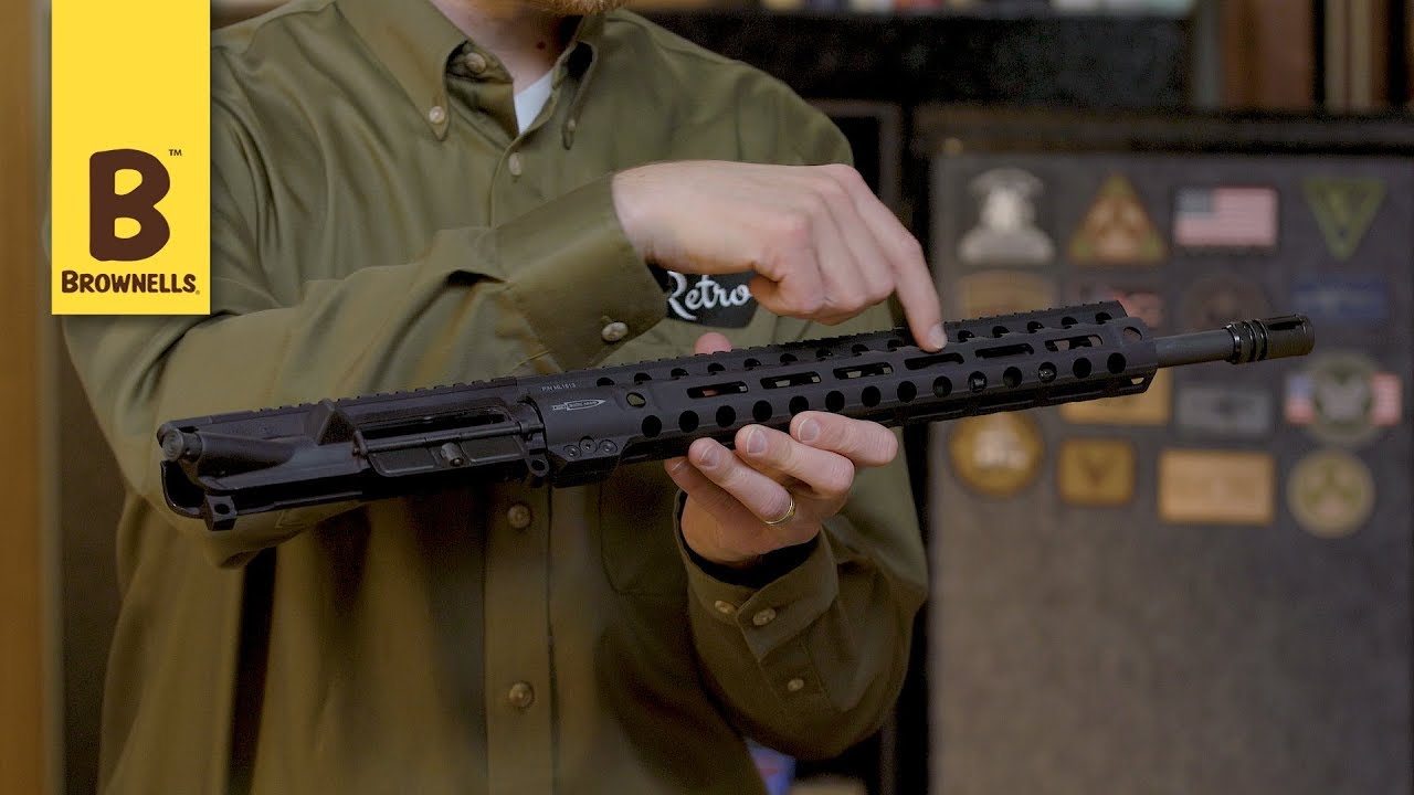 Daily Gun Deals: Colt Complete Lower & Upper Receiver only $820!