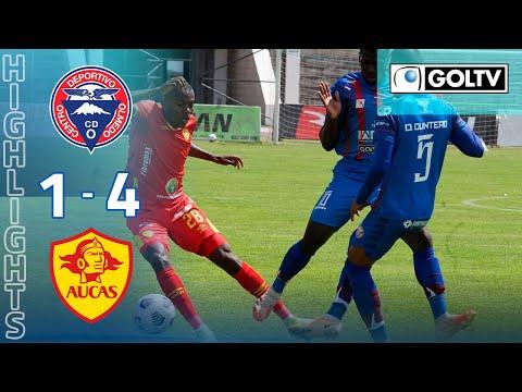 Olmedo Aucas Goals And Highlights