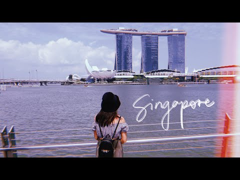 🇸🇬 A weekend away in Singapore