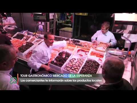 Tours Gastronómicos Mercado de la Esperanza