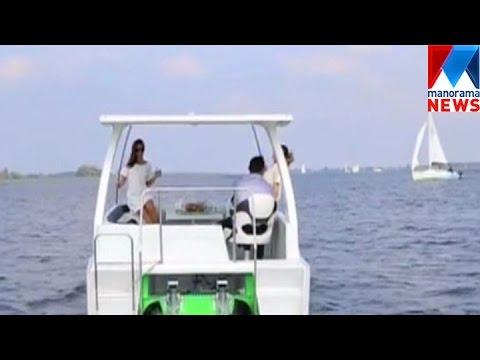 Solar Abra Service is experimenting in Dubai  | Manorama News