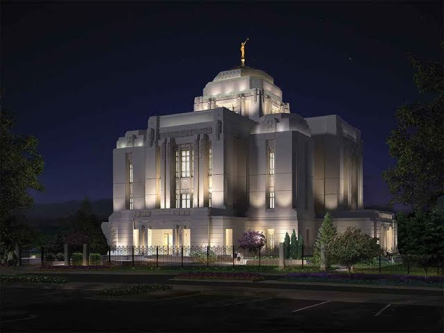 God's Providence at the LDS Temple