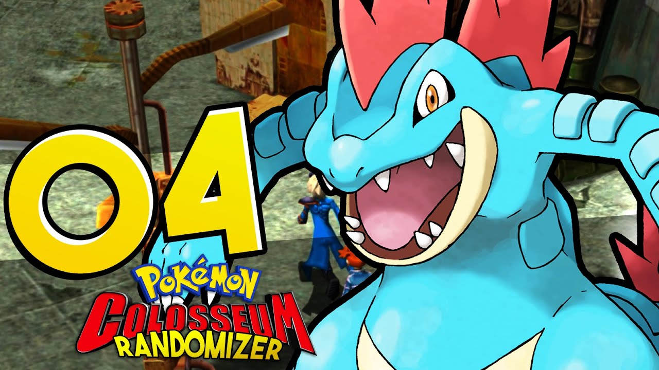 Pokemon xd gale of darkness randomizer
