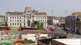Woolwich Central Tesco Superstore & Retail Park Development Video