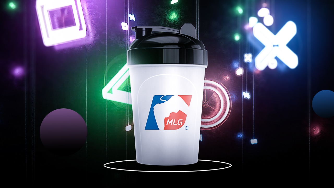 Official MLG x GFUEL Shaker Cup