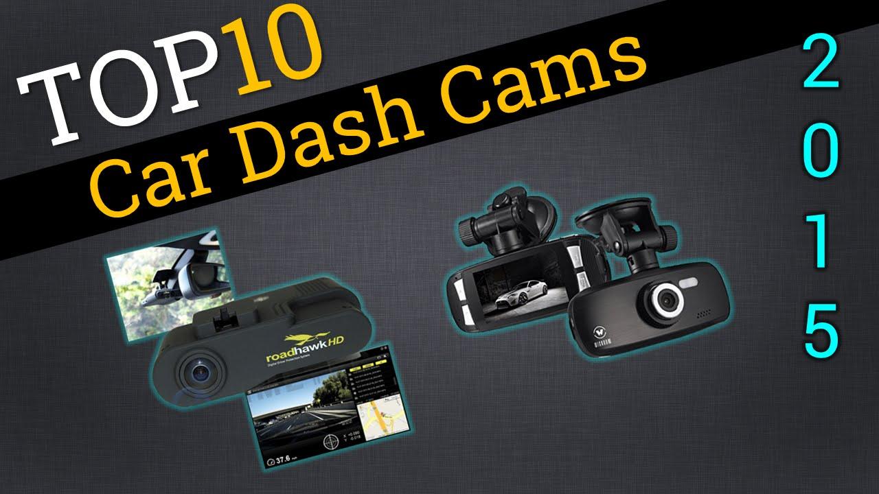 Top 10 Car Dash Cameras 2015 Compare Dashcams Youtube