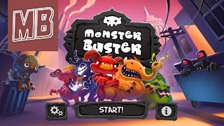 Monster Buster World Invasion Window Phone Gameplay