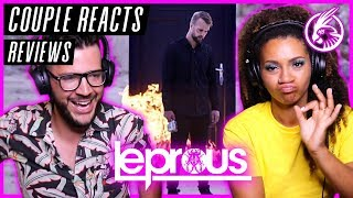"""COUPLE REACTS - LEPROUS """"Below"""" - REACTION / REVIEW"""