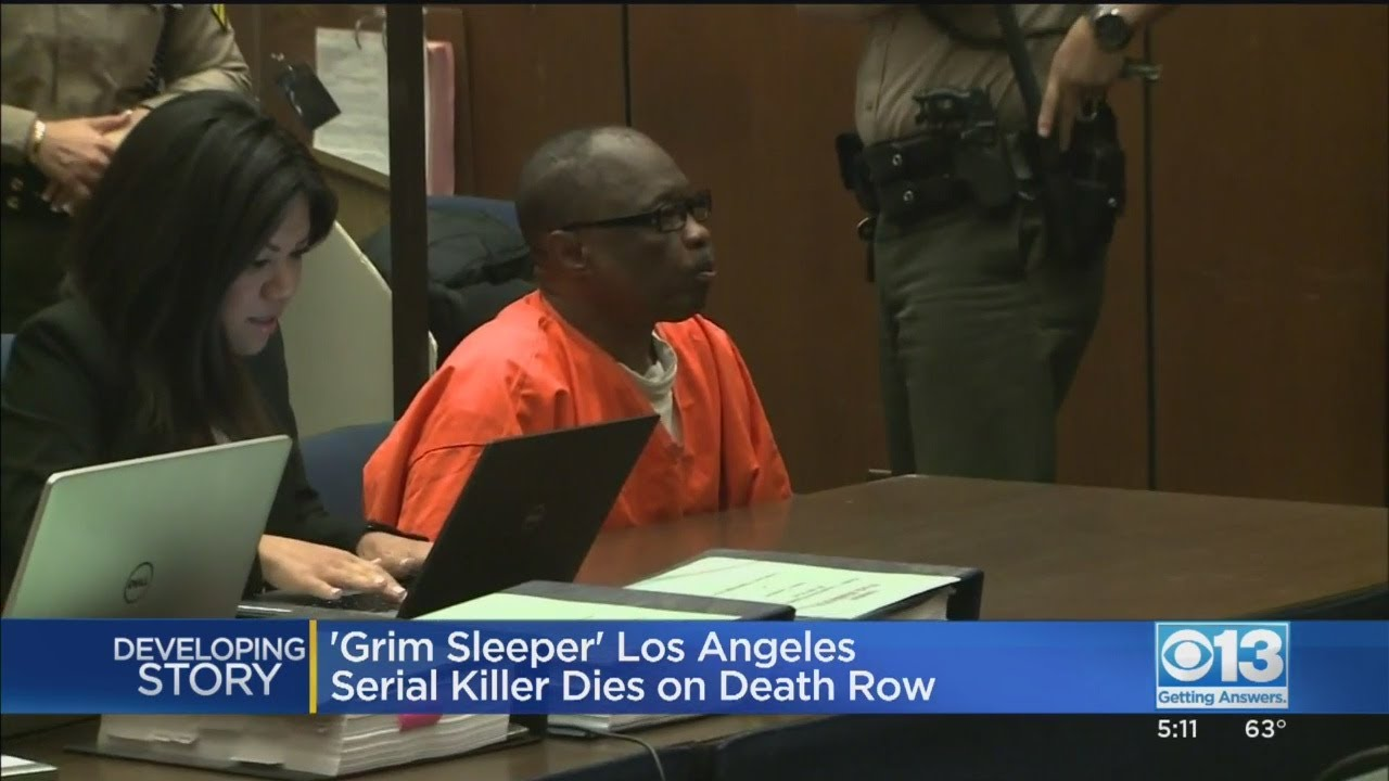 'Grim Sleeper' Serial Killer Dies in California Prison
