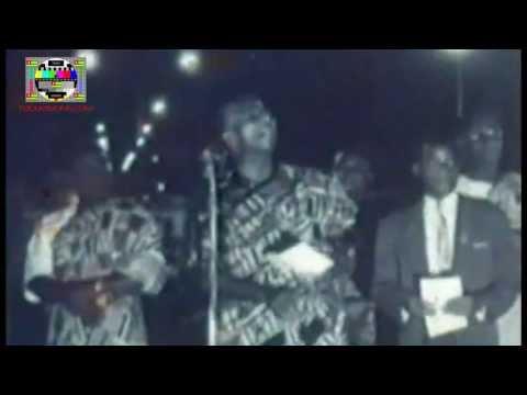 """""""Sentinelle, que dis tu de la nuit?"""" Sylvanus Olympio, Indépendance du Togo le 27 Avril 1960"""