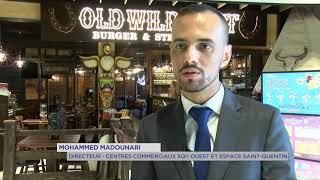 Economie : Le centre commercial SQY Ouest poursuit sa mue